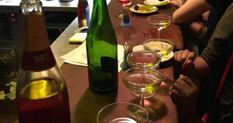 de Champagneria of zoals het echt heet La Xampanyeria