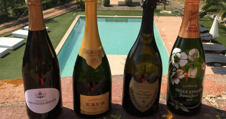 Champagne, de keuze is reuze