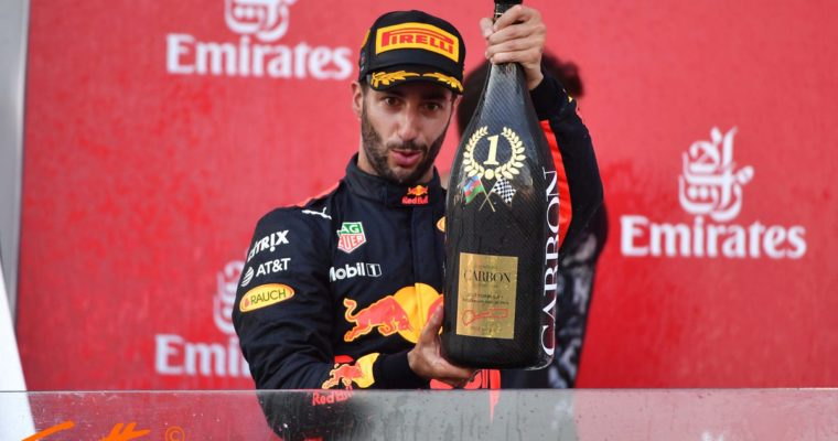 Champagne Carbon & Formule 1