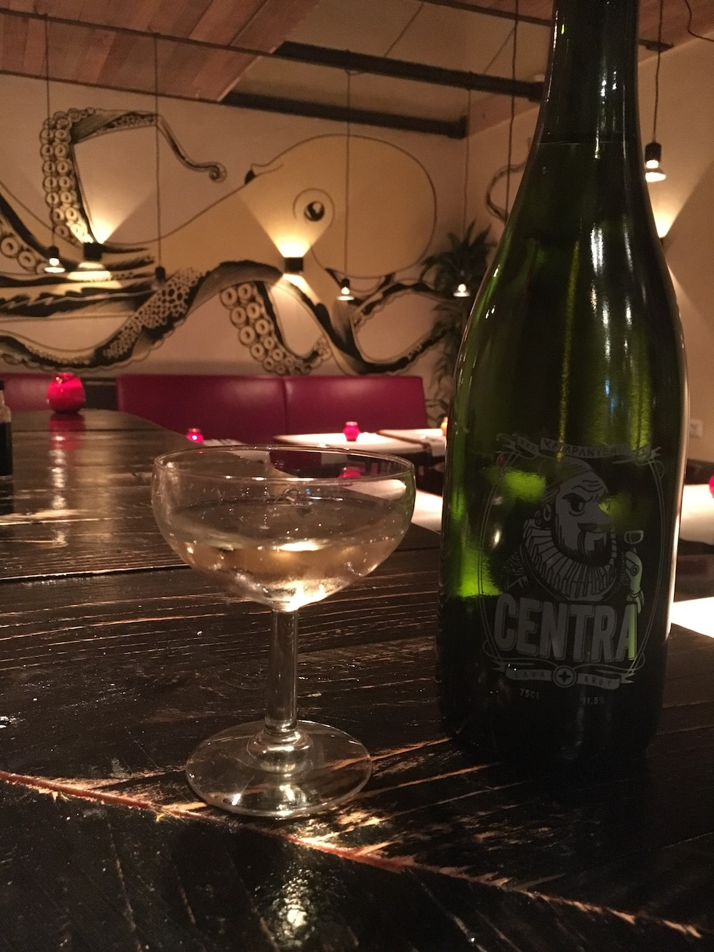 Xampanyeria Centra Amsterdam