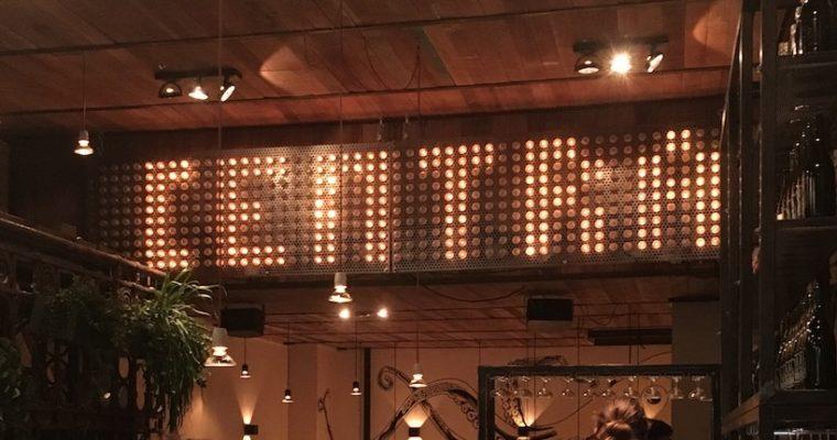 Xampanyeria Centra, meer alsjeblieft!