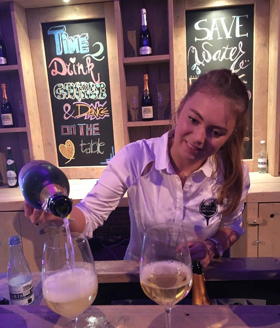 Bubbelsbar Amsterdamwinefestival