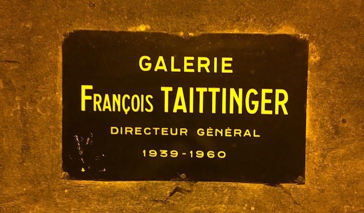 Kelder bezoek Champagne Taittinger