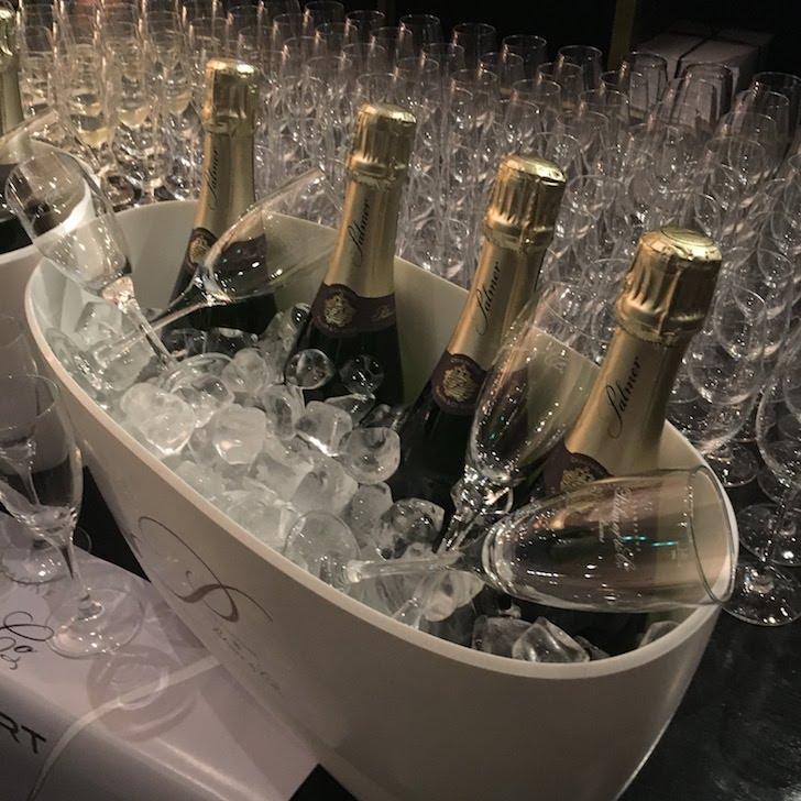 bubbels en braadworst champagne palmer