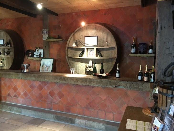 Champagne Morize proeflokaal