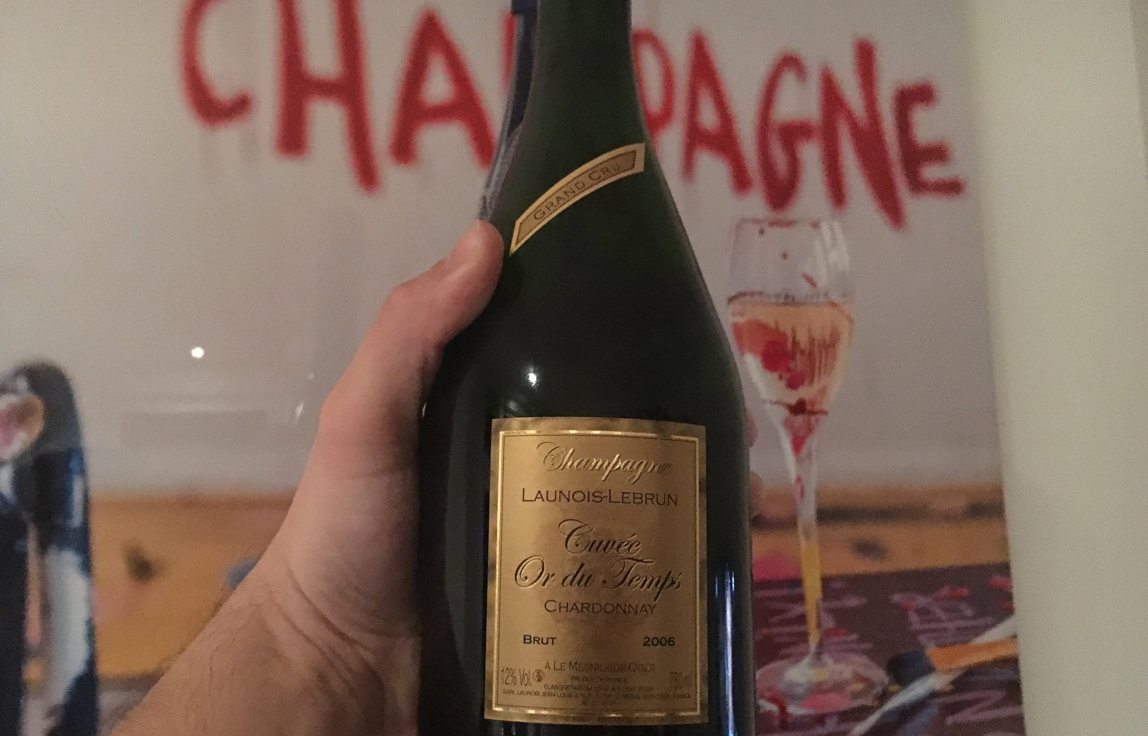 Champagne Launois Lebrun, Champagne wie?