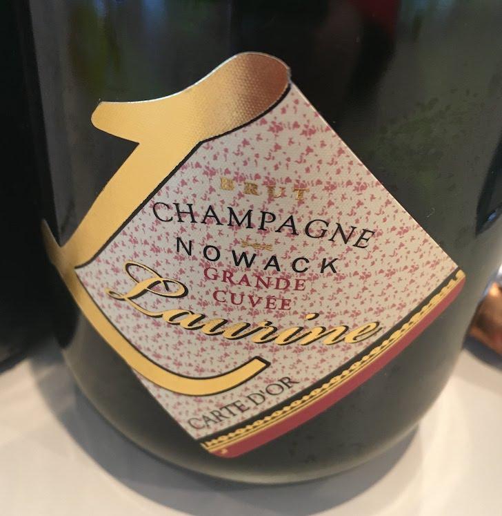 champagne Nowack blanc