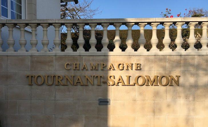 magnums champagne salomon