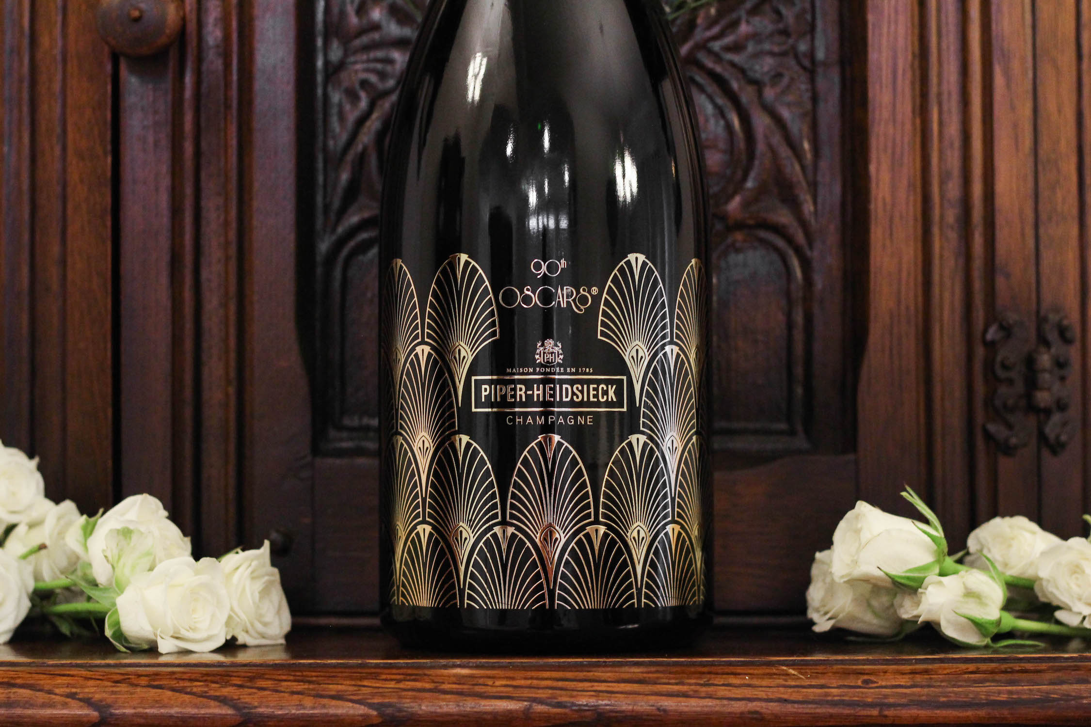 Piper Heidsieck champagne & de Oscars